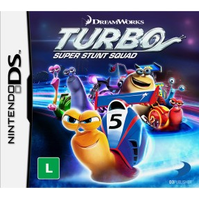 Foto Jogo Turbo: Super Stunt Squad D3 Publisher Nintendo DS
