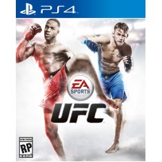 Foto Jogo UFC PS4 EA