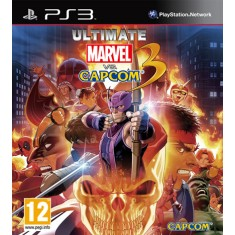 Foto Jogo Ultimate Marvel vs. Capcom 3 PlayStation 3 Capcom