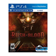 Foto Jogo Until Dawn Rush Of Blood PS4 Sony