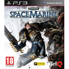 Foto Jogo Warhammer 40.000 Space Marine PlayStation 3 THQ