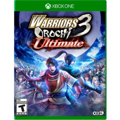 Foto Jogo Warriors Orochi 3 Ultimate Xbox One Koei