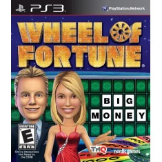 Foto Jogo Wheel of Fortune PlayStation 3 THQ