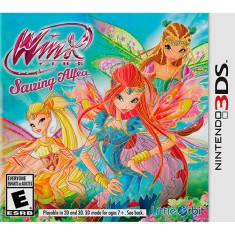 Foto Jogo Winx Club: Saving Alfea Little Orbit Nintendo 3DS