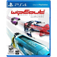 Foto Jogo Wipeout Omega Collection PS4 Sony