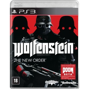 Foto Jogo Wolfenstein The New Order PlayStation 3 Bethesda