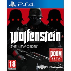 Foto Jogo Wolfenstein The New Order PS4 Bethesda
