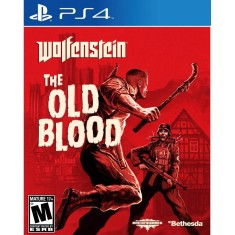 Foto Jogo Wolfenstein The Old Blood PS4 Bethesda