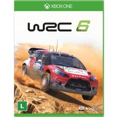 Foto Jogo WRC 6 Xbox One Big Ben