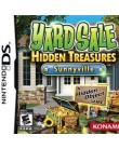 Jogo Yard Sale Hidden Treasures Sunnyville Konami Nintendo DS