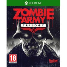 Foto Jogo Zombie Army Trilogy Xbox One Rebellion