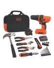 Kit Parafusadeira 3/8 Black&Decker - LDX172PK
