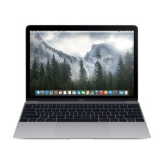 "Foto Macbook Apple Intel Core M 12"" 8GB SSD 256 GB Mac OS X El Capitan Tela de Retina"