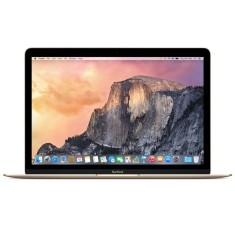 "Foto Macbook Apple MK4N2BZ/A Intel Core M 12"" 8GB SSD 512 GB Tela de Retina"