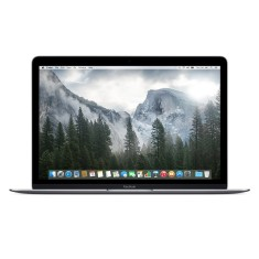 "Foto Macbook Apple MNYF2BZ/A Intel Core m3 12"" 8GB SSD 256 GB Tela de Retina"