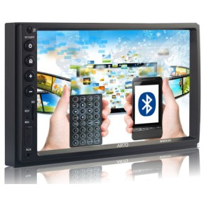 Foto Media Receiver AR70 MM930 Touchscreen USB