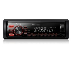 Foto Media Receiver Pioneer MVH-288BT Bluetooth USB