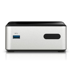 Foto Mini PC Neologic Nli45020 Intel Celeron N2820 8 GB 500 Linux Wi-fi