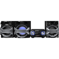 Foto Mini System Panasonic SC-AKX800 1.650 Watts Ripping USB Bluetooth
