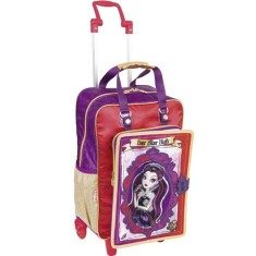 Foto Mochila com Rodinhas Escolar Sestini Ever After High 16Z G 64361