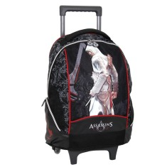 Foto Mochila com Rodinhas Pacific Assassin's Creed Mission 958A01