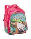 Mochila Escolar PCF Global Hello Kitty Handmade G 924S04
