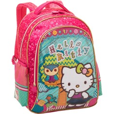 Foto Mochila Escolar PCF Global Hello Kitty Handmade G 924S04