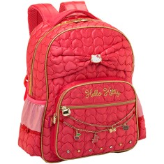 Foto Mochila Escolar PCF Global Hello Kitty Sparkling 924Q04C