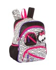 Mochila Escolar Sestini Monster High 11 Litros Monster High 62842