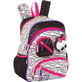 Foto Mochila Escolar Sestini Monster High 11 Litros Monster High 62842