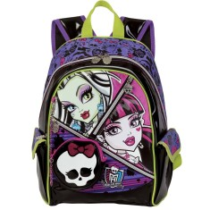 Foto Mochila Escolar Sestini Monster High Monster High 62634