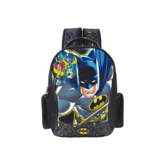 Foto Mochila Escolar Xeryus Batman Battle Over Gotham 16 6202
