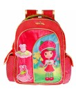Mochila Escolar Xeryus Moranguinho Dress Up 16 5652