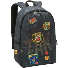 Foto Mochila Pacific Simpsons com Compartimento para Notebook Comic G