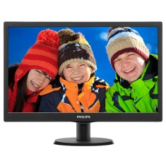 "Foto Monitor LED 19,5 "" Philips 203V5LHSB2"
