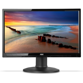 "Foto Monitor LED 21,5 "" AOC Full HD E2223PWD"