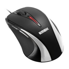 Foto Mouse Laser Gamer USB MLR135UP - K-Mex
