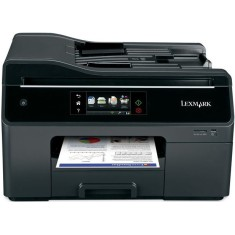 Foto Multifuncional Lexmark OfficeEdge Pro5500 Jato de Tinta Colorida Sem Fio