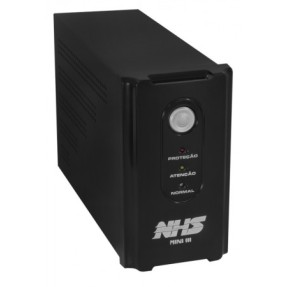Foto No-Break Mini III 700VA 127V - NHS