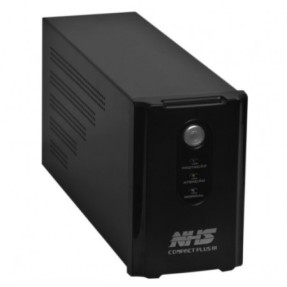 Foto Nobreak Compact Plus III 1200VA Bivolt - NHS