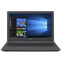"Foto Notebook Acer E5-573-32GW Intel Core i3 5015U 15,6"" 4GB HD 500 GB 5ª Geração"