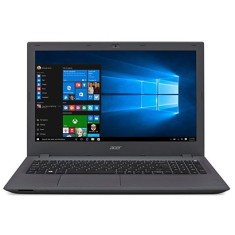 "Foto Notebook Acer E5-574-78LR Intel Core i7 6500U 15,6"" 8GB SSD 480 GB Windows 10 6ª Geração"