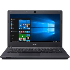 "Foto Notebook Acer ES1-431-P0V7 Intel Pentium N3700 14"" 4GB HD 500 GB"