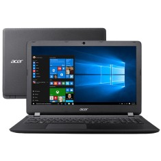 "Foto Notebook Acer ES1-572-36XW Intel Core i3 6100U 15,6"" 4GB HD 1 TB 6ª Geração"