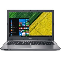 "Foto Notebook Acer F5-573G-74DT Intel Core i7 7500U 15,6"" 16GB HD 2 TB GeForce 940MX Híbrido"