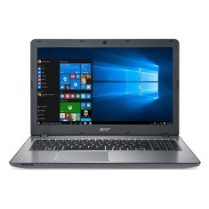"Foto Notebook Acer F5-573-723Q Intel Core i7 6500U 15,6"" 8GB HD 1 TB"