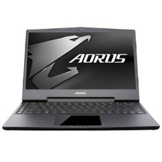 "Foto Notebook Aorus X3 Intel Core i7 4860HQ 13,9"" 8GB GeForce GTX 870M SSD 500 GB Windows 8"