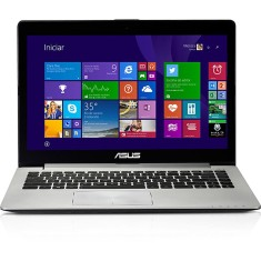 "Foto Notebook Asus S400CA Intel Celeron 1007U 14"" 2GB HD 500 GB Touchscreen"