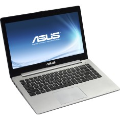 "Foto Notebook Asus S400CA Intel Core i3 2365M 14"" 2GB HD 500 GB Touchscreen"