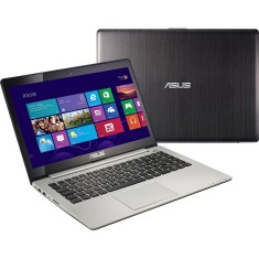 "Foto Notebook Asus S400CA Intel Core i5 3317U 14"" 4GB HD 500 GB Touchscreen"